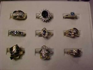 SOME RINGS TO CONSIDER!!! PLEASE CHECK OUT THE PICTURES-PRICES-KARAT of GOLD SIZE AND PRICE ARE ALL THERE FREE SHIPPING