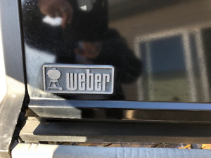 GREAT WEBER NATURAL GAS BBQ!