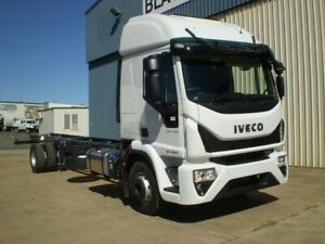 Iveco Eurocargo ML160 Euro Cargo 160-280 Cab chassis Wilsonton Toowoomba City Preview