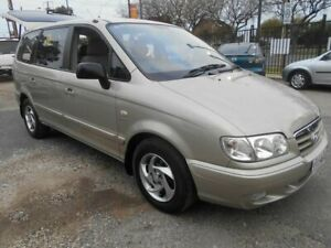 2006 Hyundai Trajet V6 2.7 Gold 4 Speed Automatic Wagon Woodville Charles Sturt Area Preview
