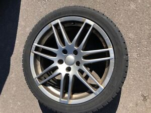 "18"" Winters Rims/Tires (Audi)"