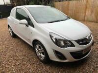 2014 Vauxhall Corsa Van 1.3 CDTi - Sportive - High Spec Small Van - PLUS VAT