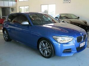 2013 BMW M135i F20 MY0713 Estoril Blue 8 Speed Sports Automatic Hatchback Albion Brisbane North East Preview