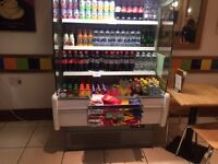 MULTI DECK DISPLAY REFRIGERATOR (COMMERCIAL) - PRICE REDUCED !