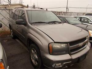 2008 Chevrolet TrailBlazer LT1 RUNS AND DRIVES AS TRADED DEAL