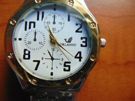 Orlando Gents High Class Serial Quartz Watch Z40