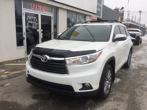 2015 Toyota Highlander Limited - NAVI - SAFETY & E,TEST INCLUDED