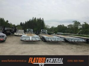 (Flatbed Central) Trailer Sales - Parts - Accessories