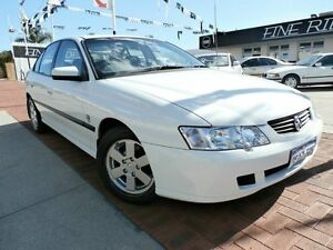 2003 Holden Commodore VY II Acclaim White 4 Speed Automatic Sedan Victoria Park Victoria Park Area Preview