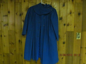 A STEAL AT $25.GIRLS OLD FASHIONED DRESSY WOOL COATS Prince George British Columbia image 8