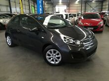 2014 Kia Rio UB MY14 S Grey 4 Speed Sports Automatic Hatchback Murarrie Brisbane South East Preview