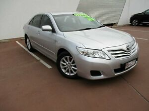 2009 Toyota Camry ACV40R MY10 Altise Silver 5 Speed Automatic Sedan Toowoomba Toowoomba City Preview