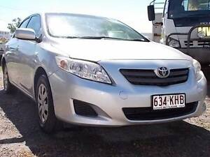 2007 Toyota Corolla Sedan Mount Louisa Townsville City Preview