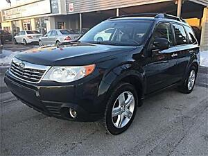 2010 Subaru Forester X Limited - LEATHER SUNROOF