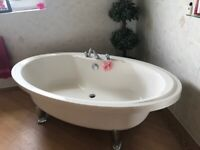 Roll Top Bath Bathroom Suites For Sale Gumtree