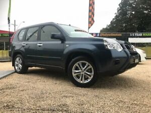 2012 Nissan X-Trail T31 Series 5 ST (4x4) Grey 6 Speed CVT Auto Sequential Wagon Islington Newcastle Area Preview