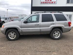 2000 Jeep Grand Cherokee Limited WEEKEND SALE ONLY $1850!!!