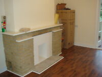 Fully furnished spacious FOUR BEDROOM house with garden & conservatory   Barking IG11   Free parking