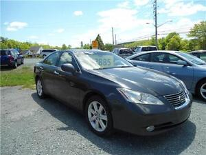 LEXUS 2007  ES350 !!! LEATHER , LOADED , ONE OWNER