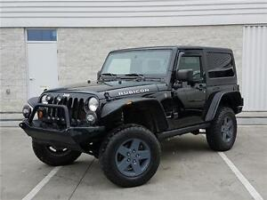2007 Jeep Wrangler RUBICON-AUTOMATIC-JACKED UP