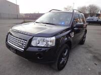 LHD 2008 Land Rover Freelander 2 HSE 2.2 TD4 Manual UK REGISTERED
