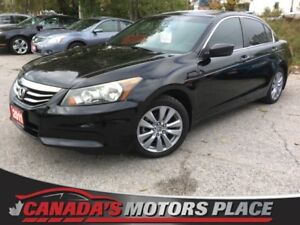 2011 Honda Accord Sedan EX-L EX-L LOADED, LEATHER, SUNROOF, USB,