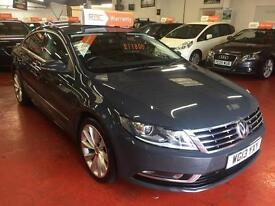 2013 (13) VOLKSWAGEN CC 2.0 TDI BlueMotion Tech GT