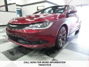 2015 Chrysler 200 S NEW LOWER PRICE ON A GREAT CAR