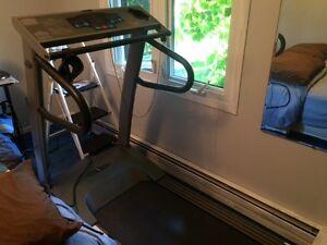 Treadmill-Vision Fitness T9500