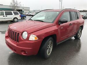JEEP COMPASS 2008 4X4 AWD FULL AC MAGS TOIT