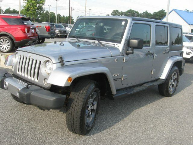 Image 4 Voiture American used Jeep Wrangler 2017