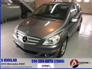 2010 Mercedes-Benz Classe-B B 200/Toit Panoramique/Bluetooth...