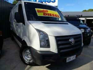 2008 Volkswagen Crafter 2EF1 35 MWB White 6 Speed Manual Van Enfield Port Adelaide Area Preview