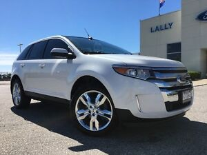 2013 Ford Edge SEL FWD 3.5L V6 with Leather and Navigation