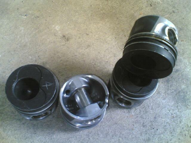 vw polo 1.9tdi engine pistons