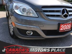 2009 Mercedes-Benz B-Class Loaded mint leather sunroof alloys
