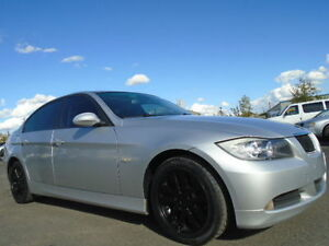 2008 BMW 323i M SPORT PKG-3.0L V6-6 SPEED-LEATHER-SUNROOF-CLEAN