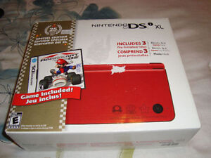 DSI XL 25th ANNIVERSARY SPECIAL EDITION SUPER MARIO BROTHERS