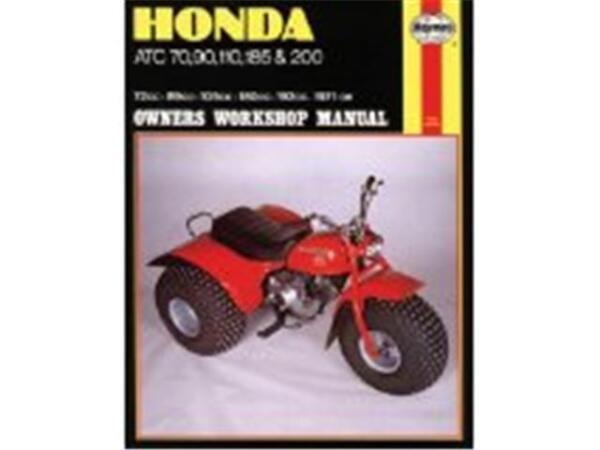 Used 1984 Honda Big Red (TRX200ES)