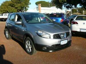 2012 Nissan Dualis ST Automatic SUV Collie Collie Area Preview