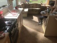 Cheap 3 bedroom Caravan for sale Clacton no fees until 2019- Martello Beach
