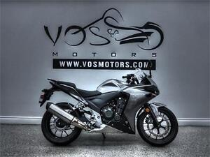 2015 Honda CBR 500- Stock #V2540NP- Financing Available**
