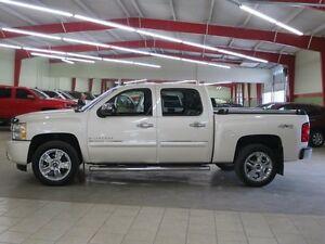 2012 Chevrolet Silverado 1500 LTZ WOW LOW KM!!!