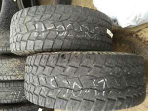 2 Toyo Open Country A/T - LT325/70/17 - 50% - $50 For Both
