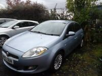 2007(57reg) Fiat Bravo 1.9 Turbo Diesel MOT'd April 18 £995