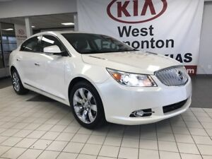 2010 Buick LaCrosse CXS LOADED*LEATHER*V6*ROOF*NAV*