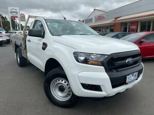 2016 Ford Ranger PX MkII XL White Manual Colac West Colac-Otway Area Preview