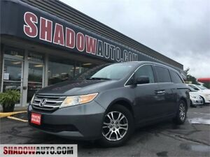 2012 Honda Odyssey EX-L, VANS, LOANS, DEALS, CHEAP VEHICLES