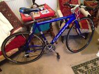 Lightweight Road Bike Tiagra Chainset