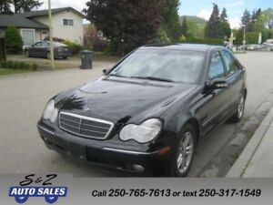 2004 Mercedes Benz C-240 4matic